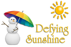 Defying Sunshine Logo